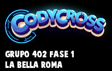 La Bella Roma Grupo 402 Fase 1 Imagen